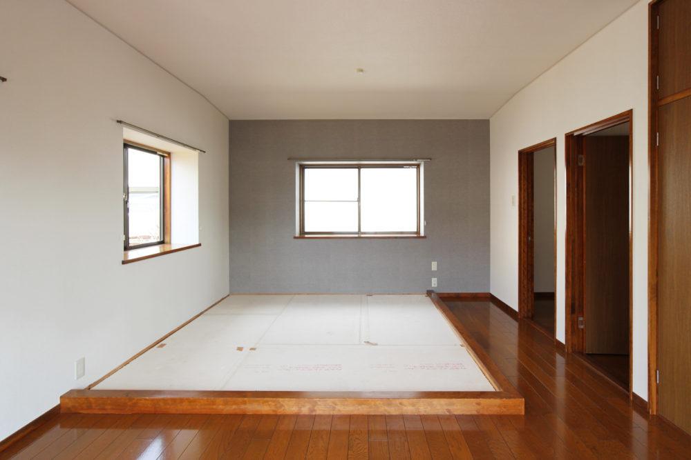 洋室(畳の間)