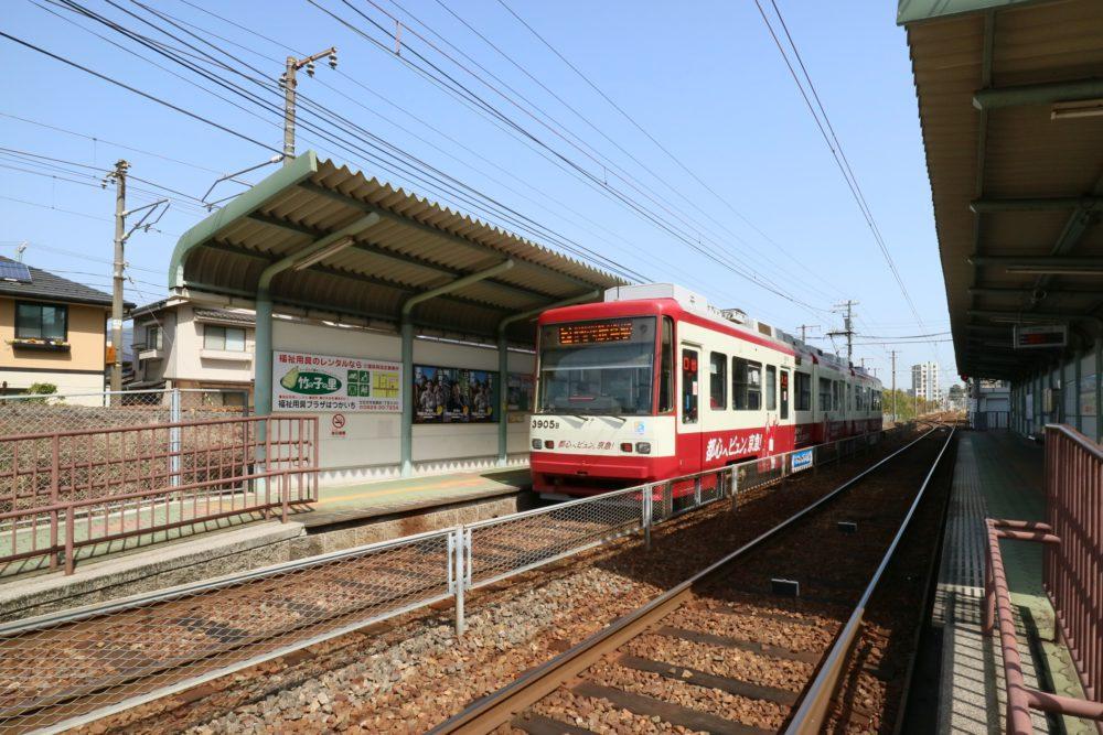 「宮島口」まで4駅9分。「商工センター入口」までは10駅16分のアクセスです。