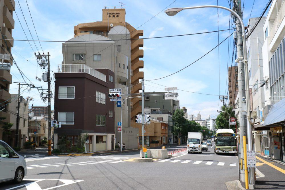 牛田商店街